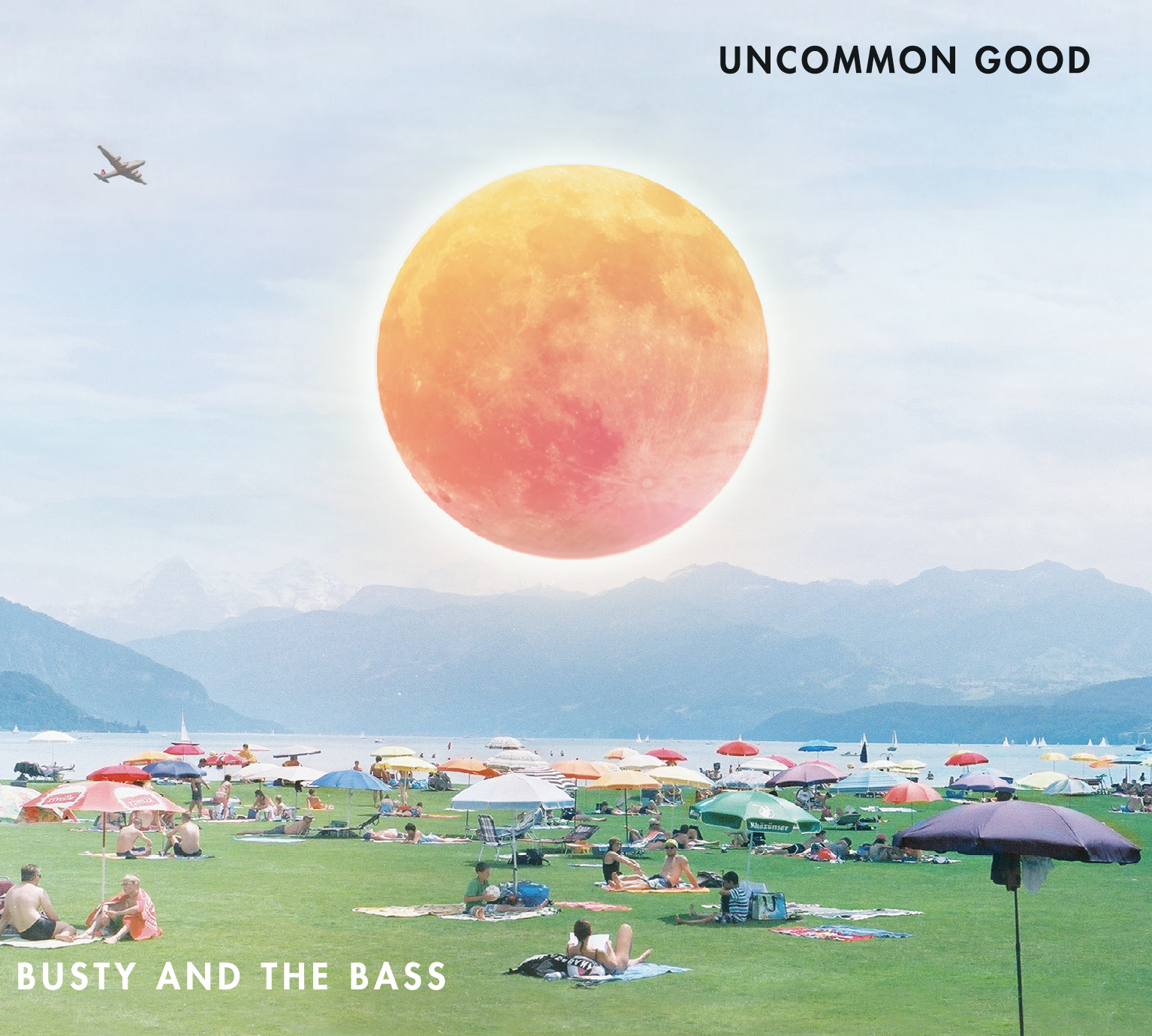 "Busty and the Bass veröffentlichen Debüt-Album ""Uncomon Good"""