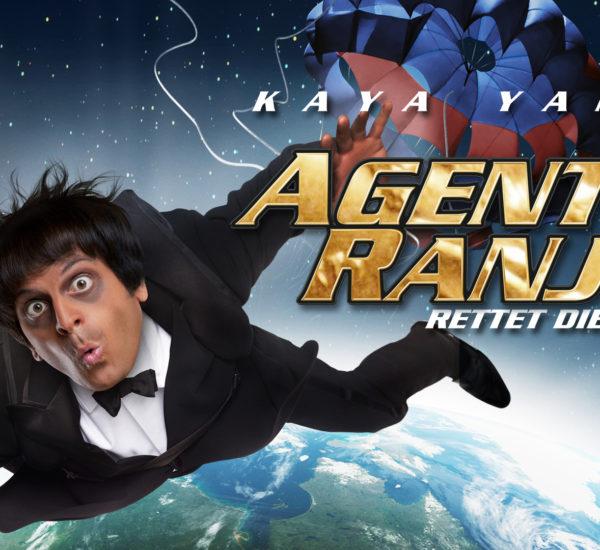 Agent Ranjid rettet die Welt