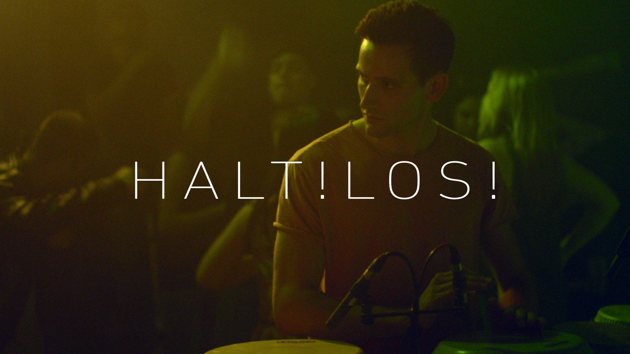 """Joscha Baltes schreibt für Spielfilm """"Halt!Los!"""""""