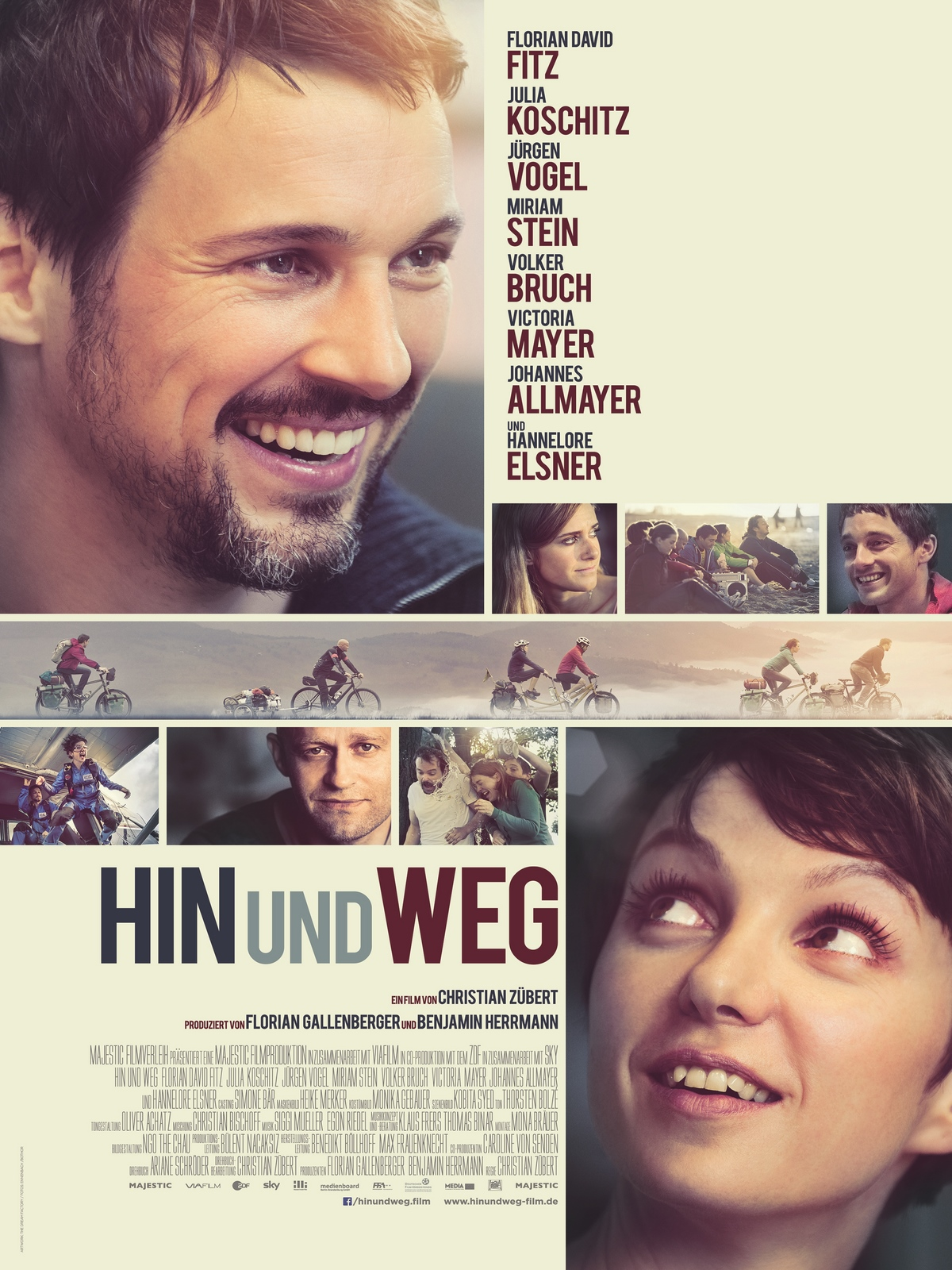 "Ira May's Song ""Bigger Plan"" (Carl Crinx Remix) landet in Kinofilm ""Hin und Weg"""