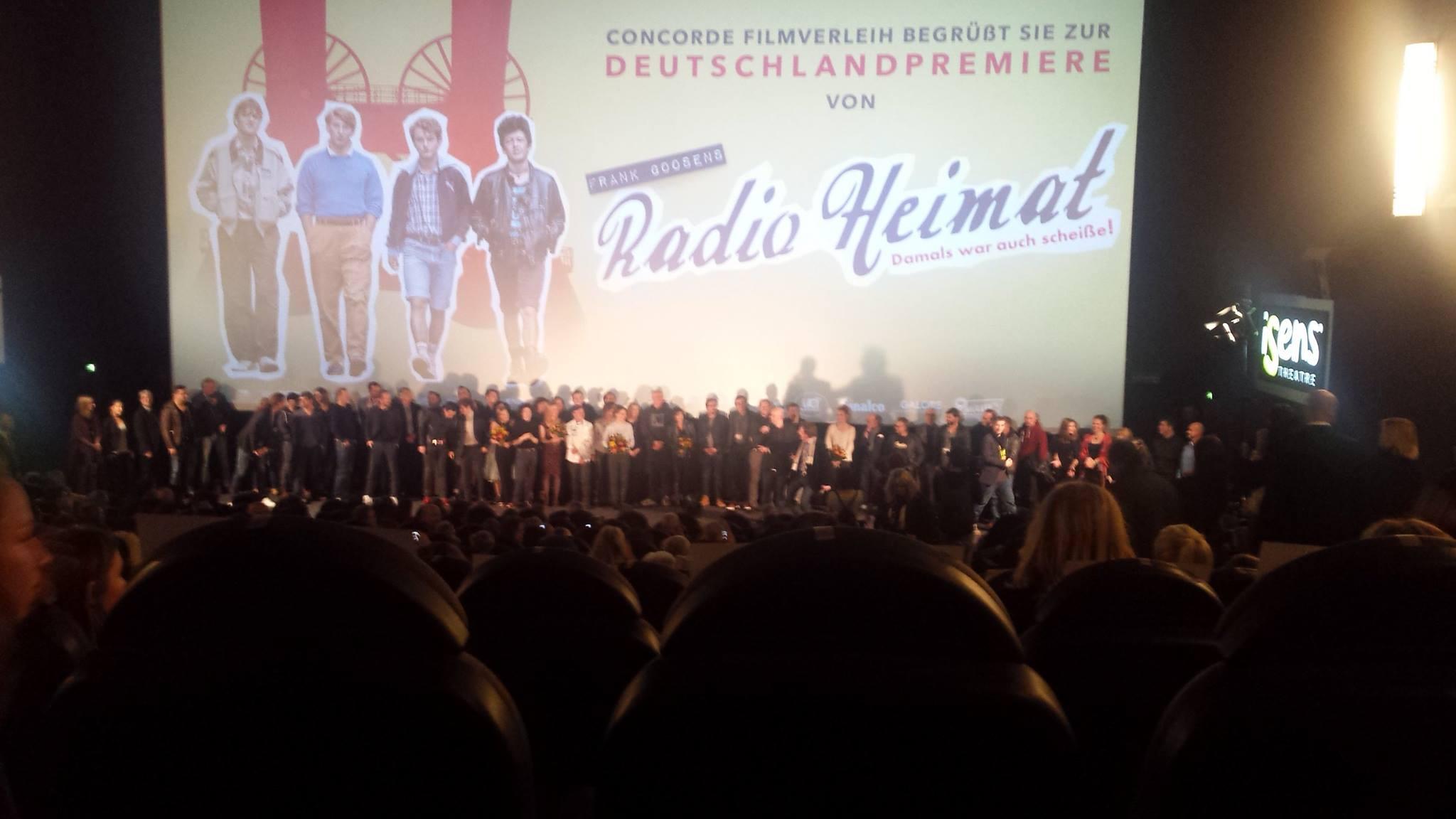 """Kinofilm """"Radio Heimat"""" feiert Premiere! Mit Musik von Peripherique Publishing"""